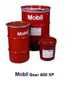Dầu bánh răng Mobil Gear 600 XP