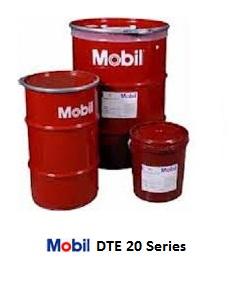 Dầu thủy lực Mobil DTE 20 Series
