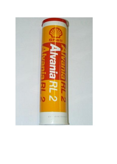 Shell Alvania Greases RL 1, 2, 3