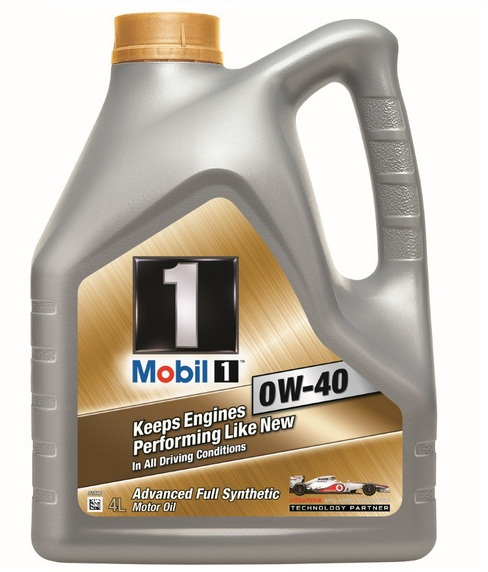Mobil 1™ 0W-40 New Life