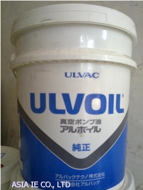 Dầu ULVOIL R-7 ULVAC 20L -Dầu bơm hút chân không